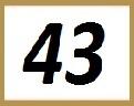 NUMERO 43