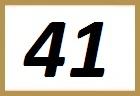 NUMERO 41