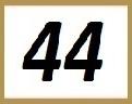 NUMERO 44