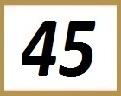 NUMERO 45